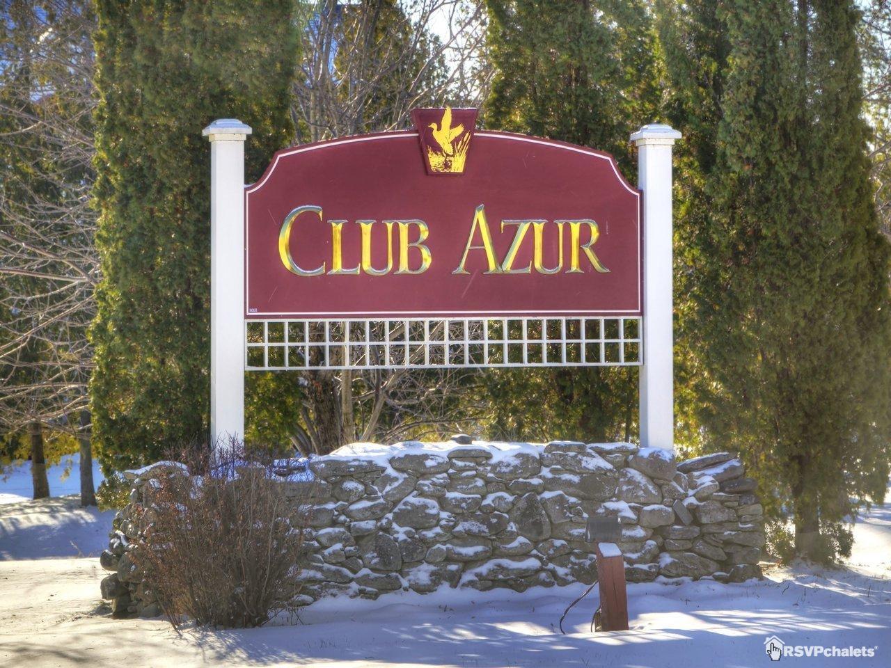 Chalet louer club azur magog cantons de l 39 est for Club azur magog piscine