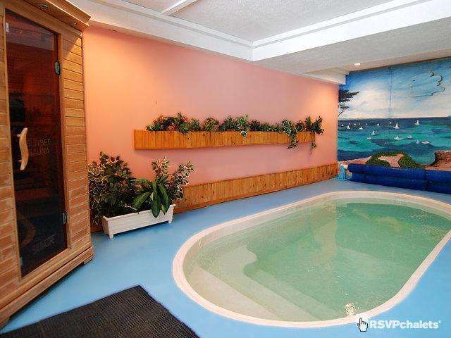 Chalet louer le suisse no 32 chalet 3 tage avec for Chalet a louer avec piscine intrieure