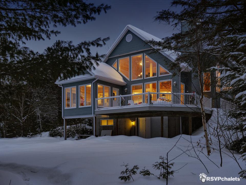 3450 Sacacomie - Chalets en Mauricie