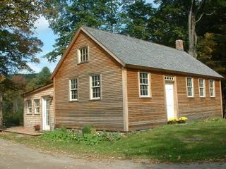Schoolhouse Number 10 in Southern Vermont
