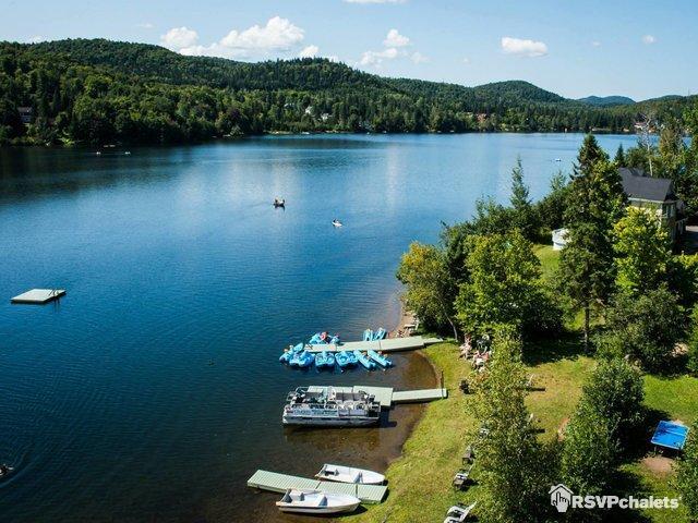 21 Chalets - Lac-Plage-Piscine-Spas
