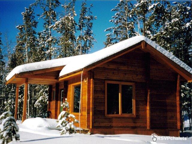 Mica Mountain Lodge- Log Cabins