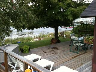 Sauble Beach Water Front Cottage