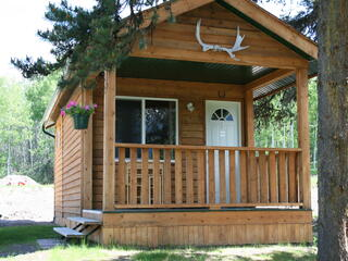 Glacier View Rv Park and Cabin Rentals