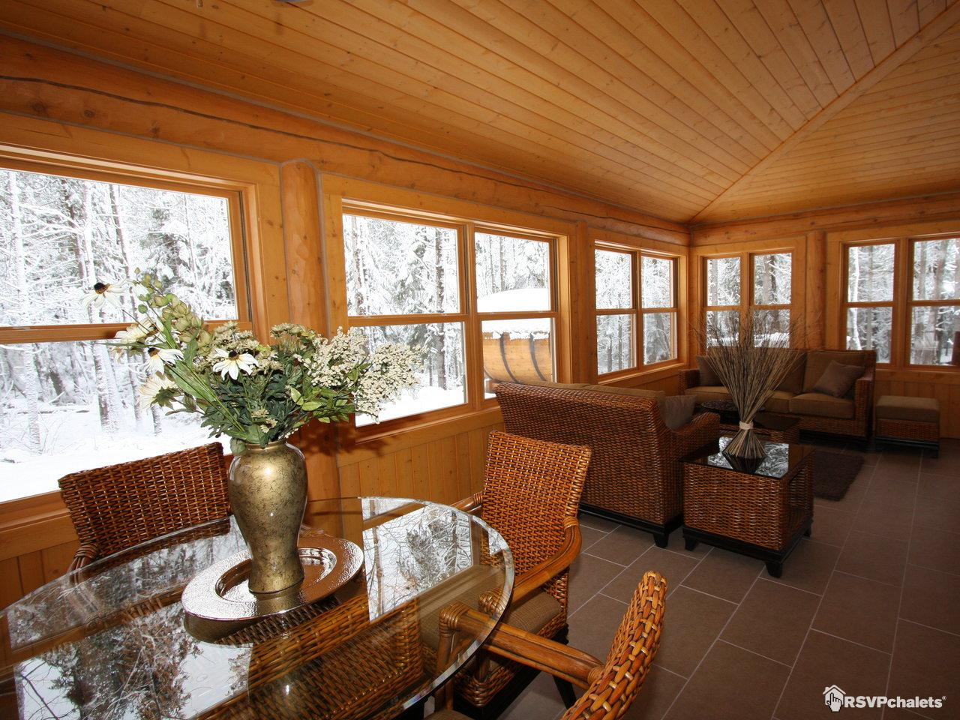 chalet 224 louer trail fiddler lake resort st sauveur laurentides