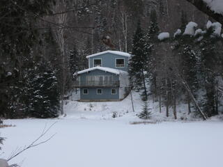 Chalet Lac-Victor