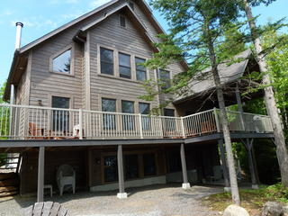 3452 Sacacomie - Chalets en Mauricie