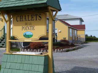 Chalets de la Pointe
