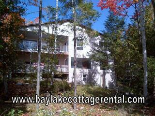 Bay Lake Cottage Rental