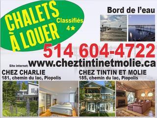 Chez Tintin et Molie / Chez Charlie