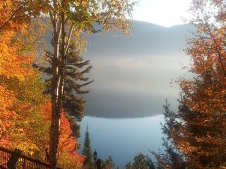 Saint-Donat Lac Sylvere