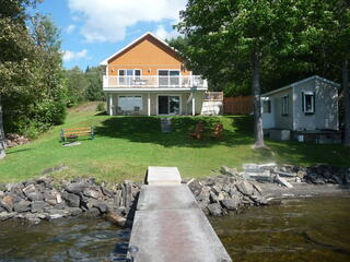 Chalet Beaudin Lac Wallace