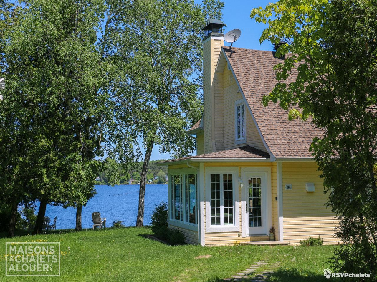 chalet 224 louer 192 l or 233 e du lac aylmer beaulac garthby chaudi 232 re appalaches
