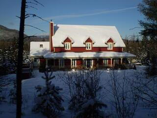 Aux Baies Sauvages / Wildberry Inn