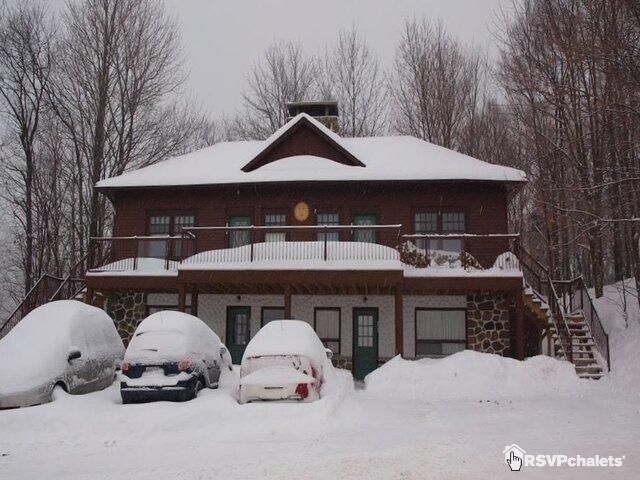 Chalet Sous Bois Ski-In/Ski-Out