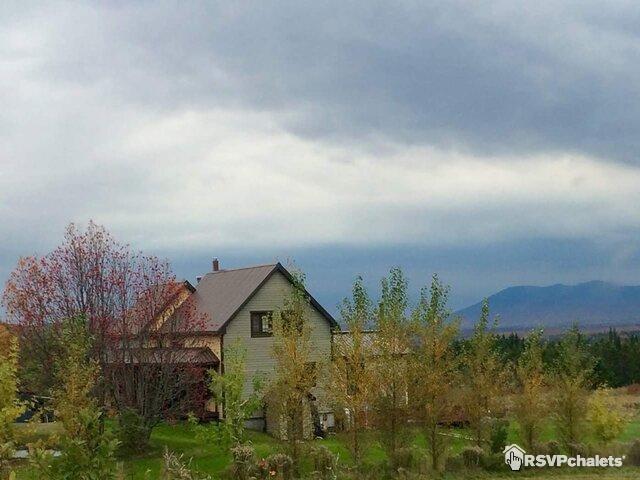 Maison du Mont Mégantic
