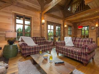 Chalet L Everest Spa Charlevoix