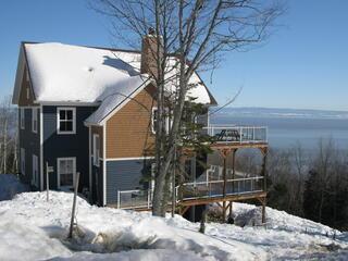 Chalet Ski Nature Bas avec Spa