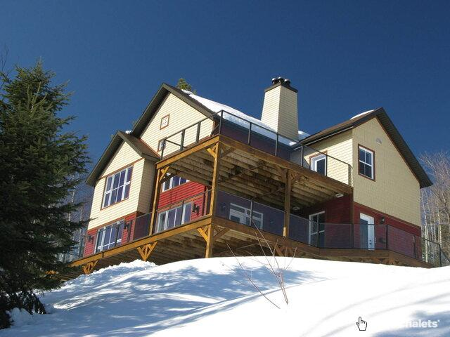 Condo Ski Nature Mi-Hauteur + Spa