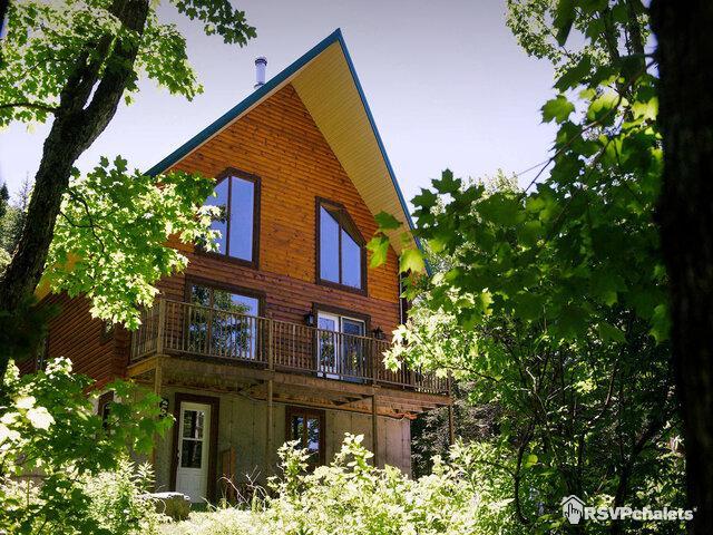 Appalaches Lodge-Spa-Villégiature