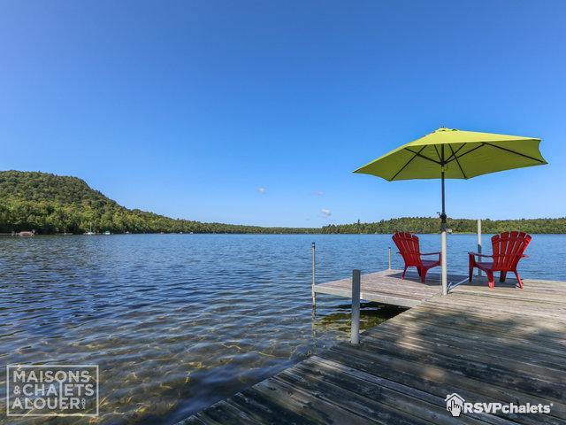 À l'eau Claire du Lac Nicolet