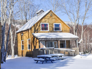 Rent a Chalet at Cabot Shores
