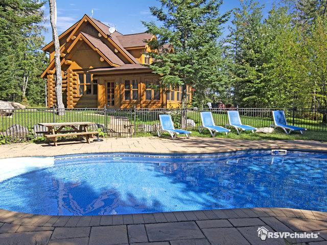 Chalets Spa Nature Blue_bear