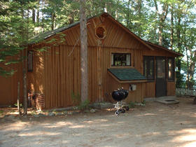 Cabin # 5 at Harolds Resort