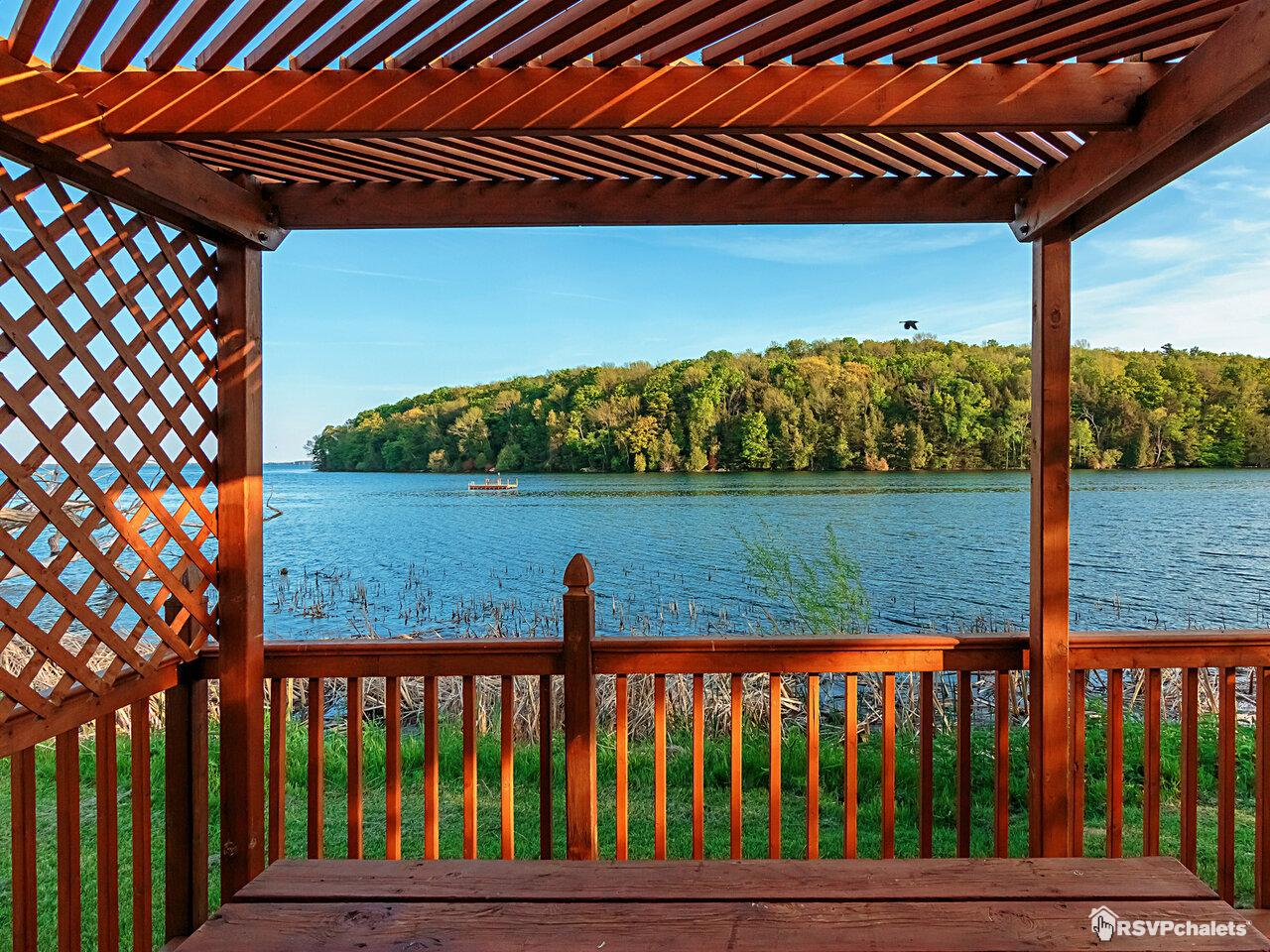 Fine Cottage For Rent Swan 1 Bedroom Picton Lake Ontario Download Free Architecture Designs Viewormadebymaigaardcom