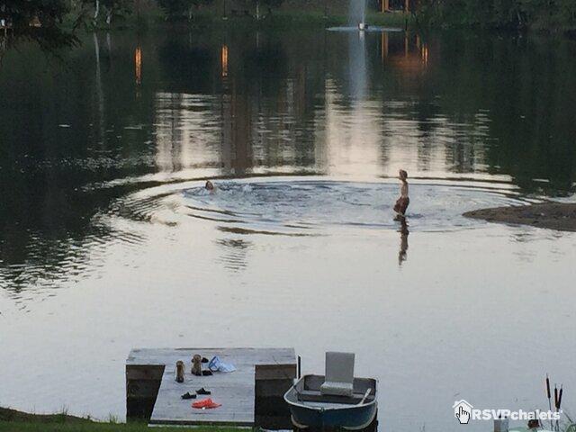 Calumet sur le Lac