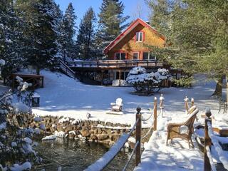 Chalet Bois Rond - Cabane au Canada