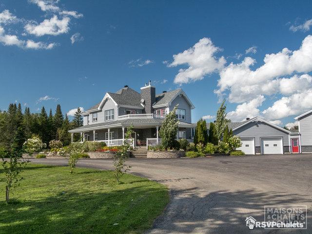 La Maison du Ranch de Val-Joli