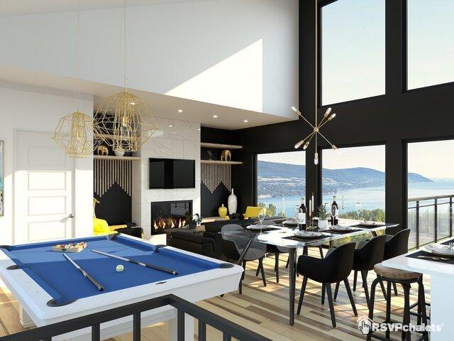 Villa Jeanne avec Spa - Charlevoix