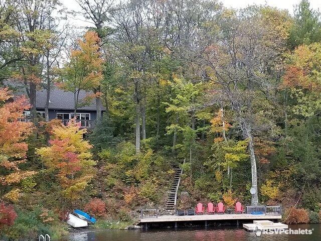 Fairholme Lake Cottage Rental