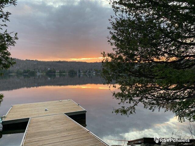 Chalet Orford sur le Lac
