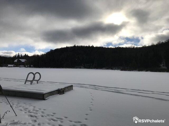 Chalet Lac Leguerrier