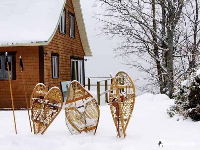 Cottage for rent: La Maison Canadienne | La Malbaie, Charlevoix