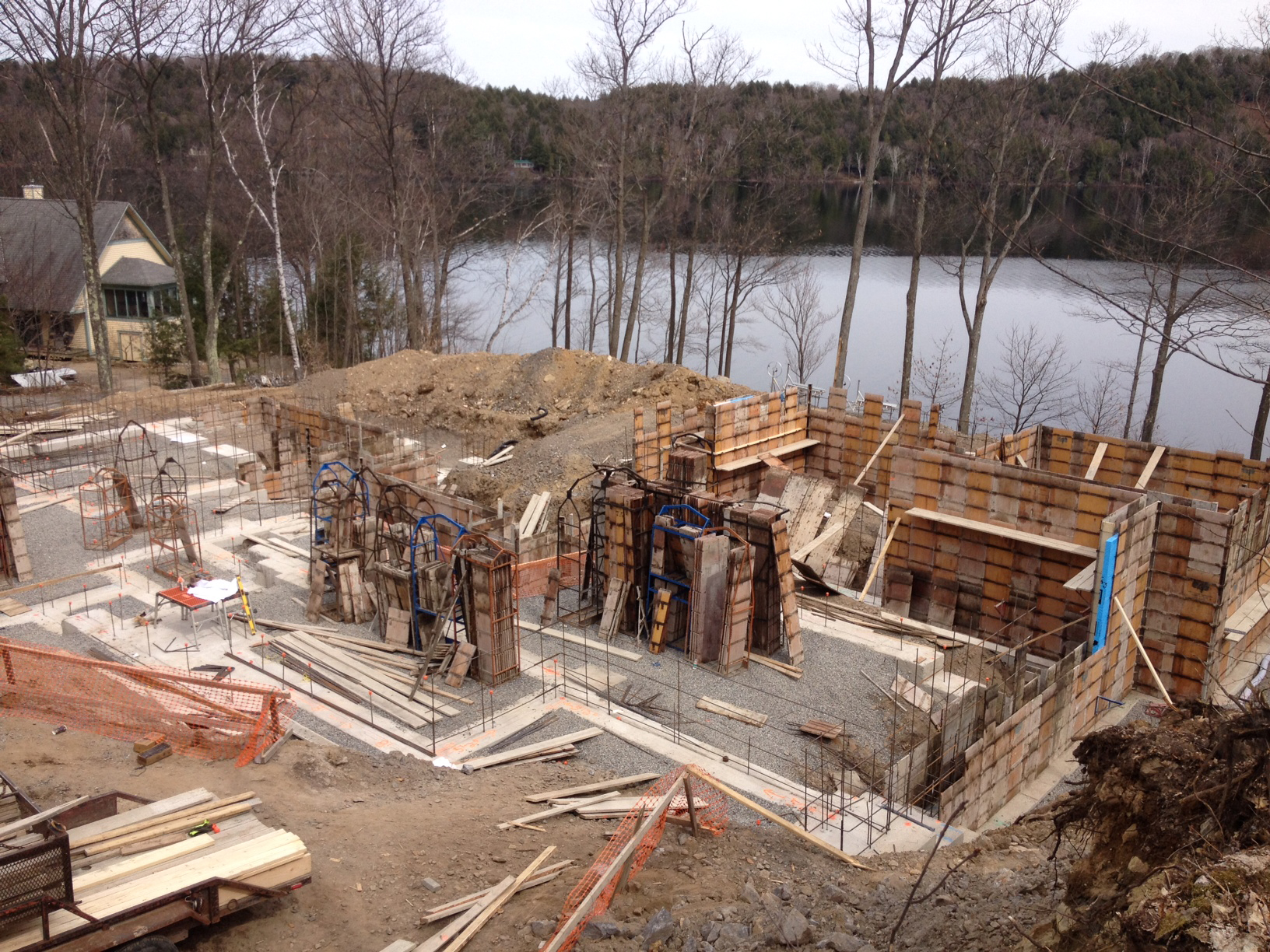 Construire Pres D Un Ruisseau construction d'un chalet : quoi savoir à l'étape 1 du projet